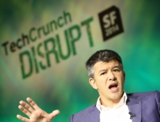 Big investors force Uber boss out