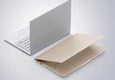 Xiaomi Mi Notebook Air looks rather nice