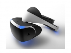Sony Project Morpheus VR headset coming in 2016