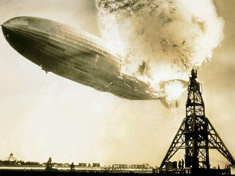 Image result for hindenburg led zeppelin crush