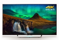 Sony shows off 4K telly range