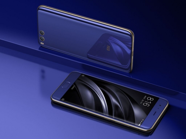 Xiaomi officially unveils the new Mi 6 smartphone