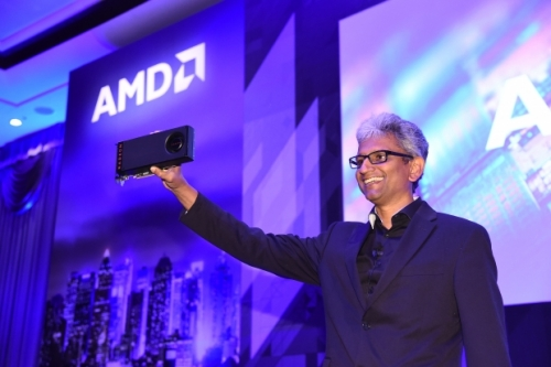 AMD has nearly a third of the GPU market