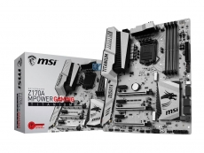 MSI unveils new Z170A MPower Gaming Titanium motherboard