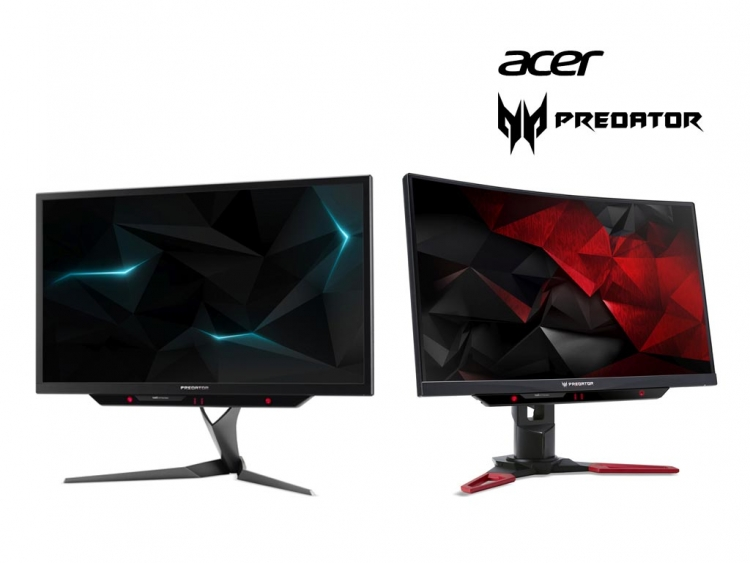 Acer Unveils Its New Predator X27 4K 144Hz HDR Monitor