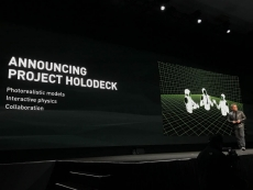Nvidia announces Project Holodeck social VR
