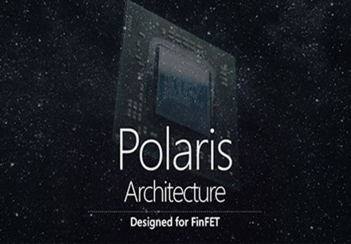 AMD puts up Polaris page