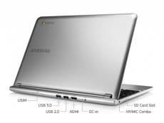 Samsung releases new Chromebook