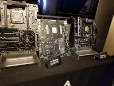 EVGA shows its X299 motherboard lineup at Computex 2017
