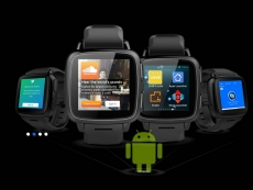 Omate launches two Android watches