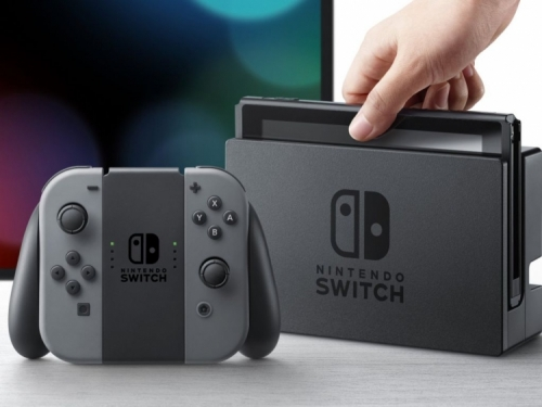Nintendo Switch has another face palm
