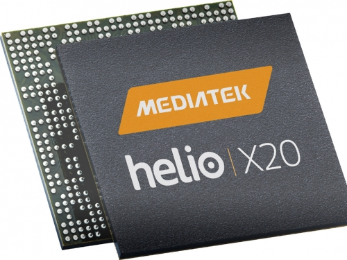 Helio X20 scores 7006 in GeekBenchmult-core test