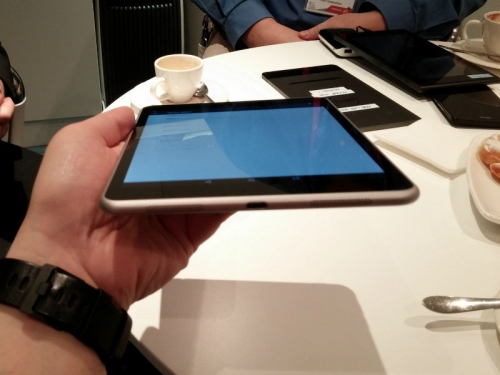 Nokia N1 tablet has USB Type C and Intel inside