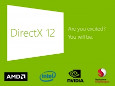 Windows 10 preview runs DirectX 12