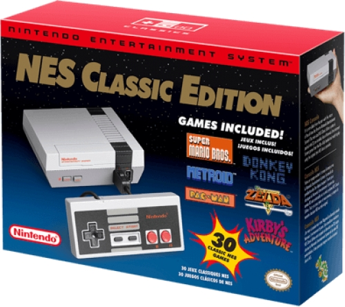 Nintendo's short-lived NES Classic ends sales this month
