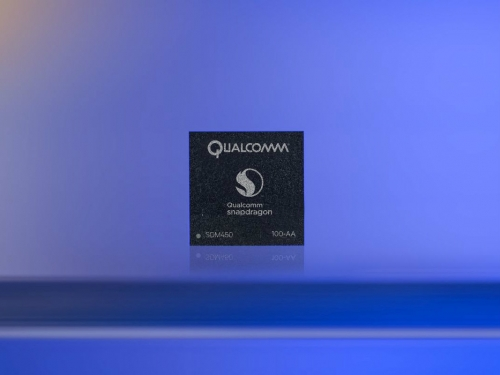 Snapdragon 450 gets 14 nm to the mid tier