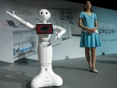 Pepper Robot sells out in seconds