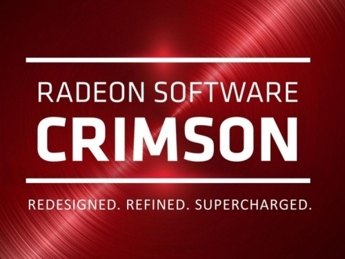 AMD releases new Radeon Software Crimson driver update