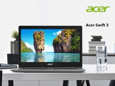 Acer Swift 3 with Mobile Ryzen spotted