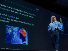 IBM's CTO shows off GPU-accelerated Cognitive Computing