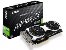 MSI announces new GTX 980 Ti Armor2X graphics card