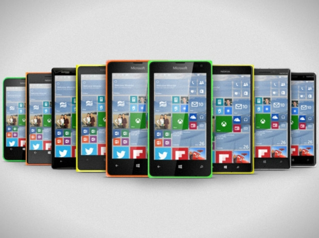 Flagship Lumia to get iris scanner, dock