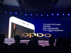 Oppo teases new F1 Plus smartphone
