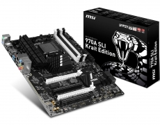 MSI announces new 970A SLI Krait Edition motherboard
