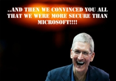 Apple's security takes another hit