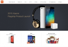 Xiaomi launches Mi store in Europe