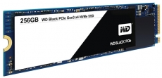 WD Black PCIe NVMe 256GB M.2