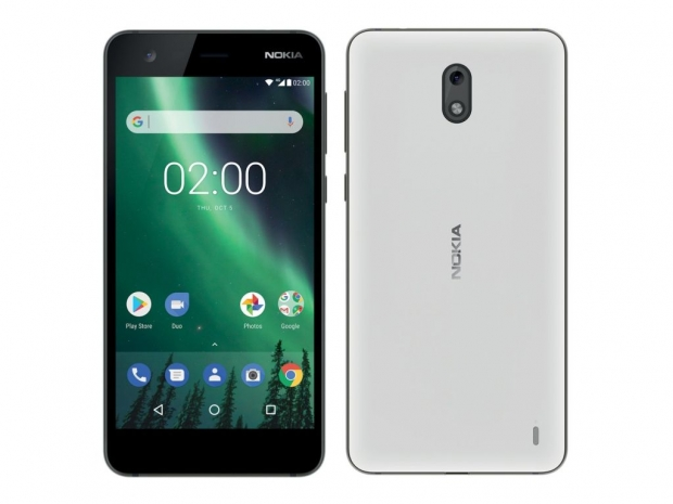 Nokia 2 leaks in press renders
