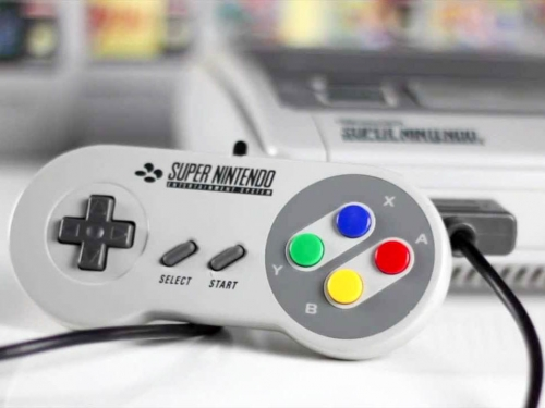 Nintendo working on SNES miniature console