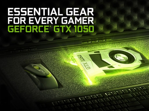 Nvidia GTX 1050 Mobile coming at CES 2017