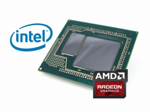 Intel with integrated Radeon is for Apple