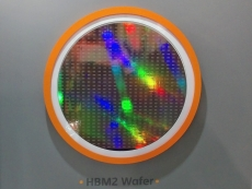 HBM1 memory of AMD Fiji pictured