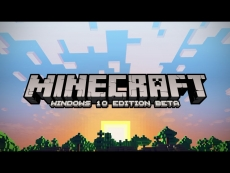 Minecraft Windows 10 edition hits beta