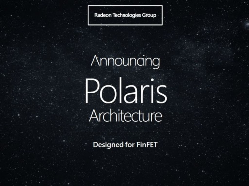 AMD Polaris 10 GPU performance close to GTX 980 Ti
