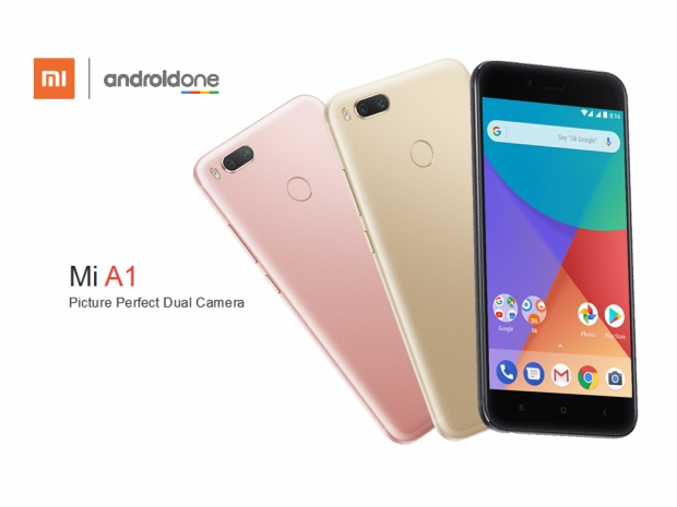 Xiaomi goes stock Android with the Mi A1