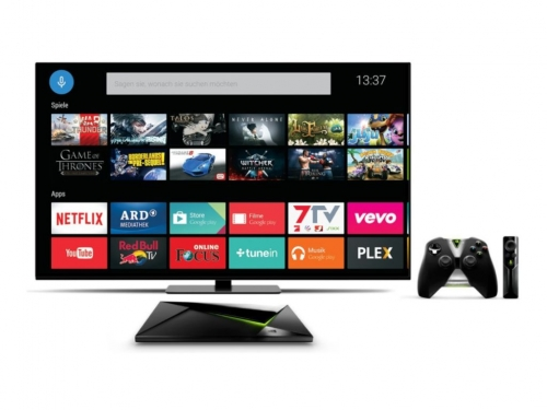 Nvidia Shield Android TV now available in Europe
