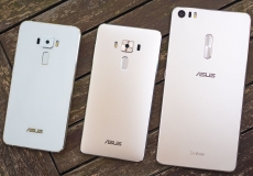 Asus releases new mobile range