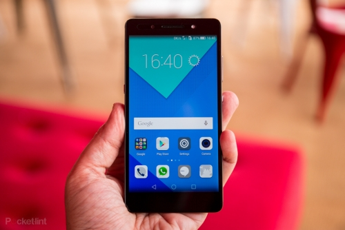 Europe gets Huawei's  Honor 7