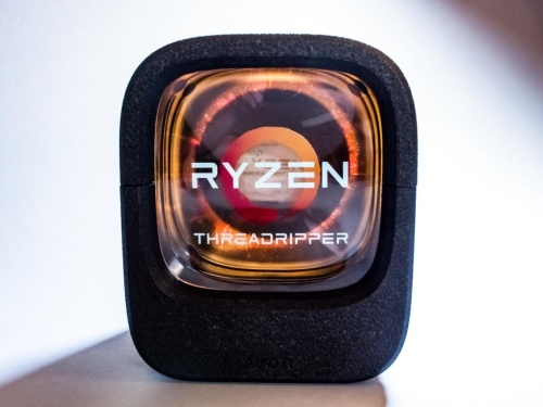 AMD reveals its Ryzen Threadripper CPU box