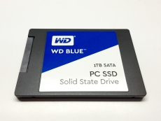 WD Blue 1TB SSD reviewed