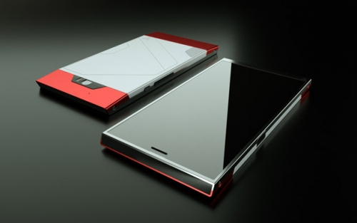 Turing releases Liquid Metal phone