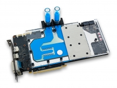 EKWB releases two new EVGA water blocks