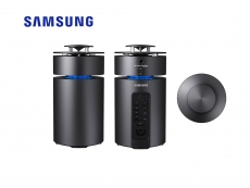 Samsung's high-end ArtPC cylindrical desktop PC spotted