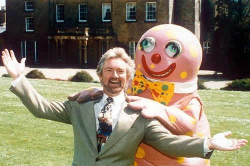 Noel Edmonds worries about electro smog