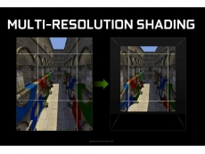 Nvidia VR multi rendering saves 20 percent performance