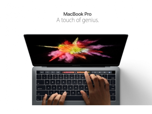 Apple officially unveils new MacBook Pro 2016 notebooks